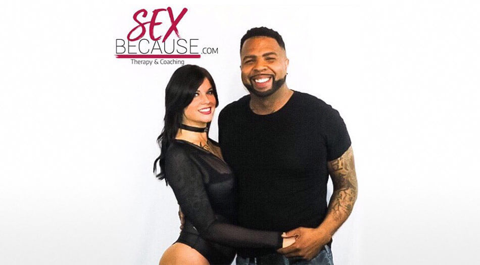 SexBecause Therapy and Coaching Videos featured on Young Swingers® Week